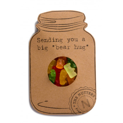 Card - Sending You a Big Bear Hug