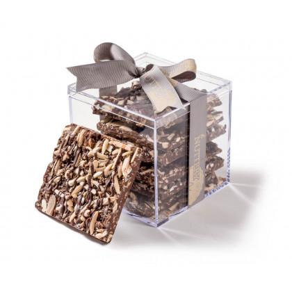 Chocolate Bark-nut crunch  medium
