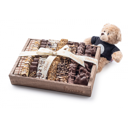 The Nuttery Signature Thinking of You Chocolate Tray