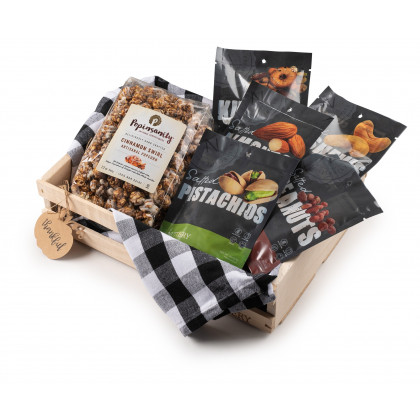 Nuttery Thanksgiving Gift Crate