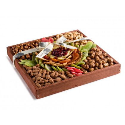 Dried Fruit Tray Square