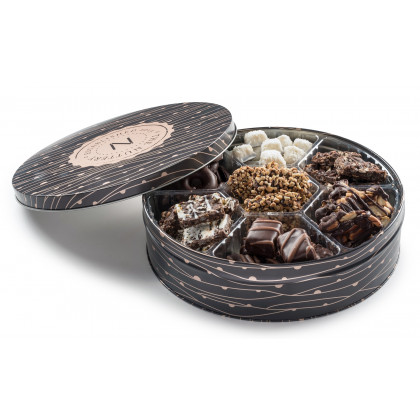 Nuttery Signature Chocolate Gift Tin-Large