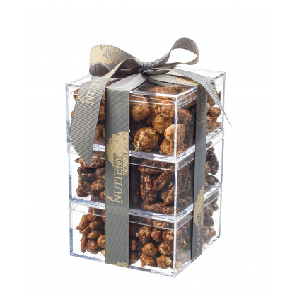 Sweet Nuts Gourmet Gift Tower