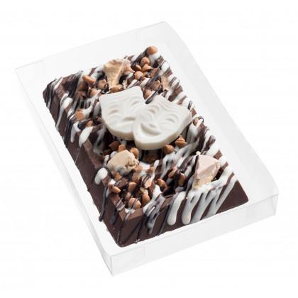 Purim Chocolate Waffle