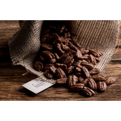 PECANS - SWEET & GLAZED