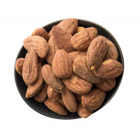 Almonds Roasted and Salted
