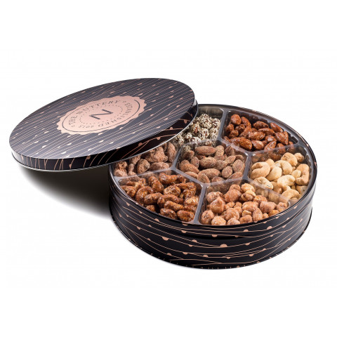 Nuttery Signature Nut Gift Tin-Large
