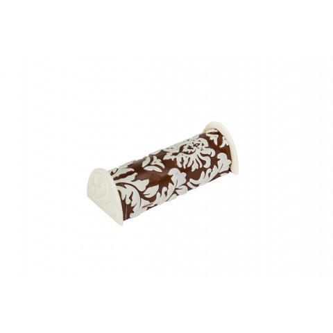 Chocolate Praline Log